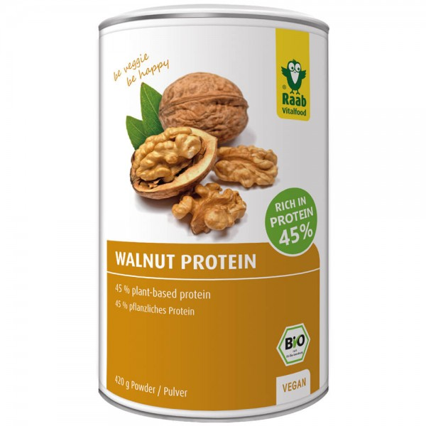 Organic Walnut Protein Powder